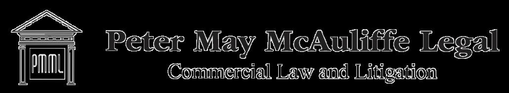 Peter May McAuliffe Legal